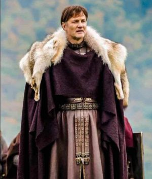 Britannia David Morrissey Cloak Coat