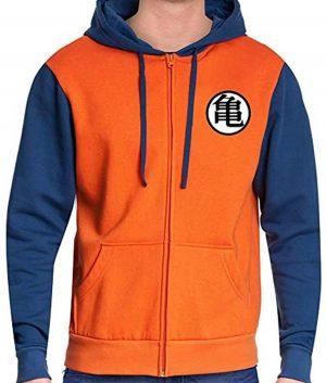 Dragon Ball Z Goku Hoodie