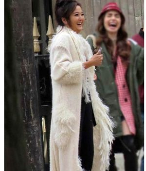 Emily In Paris Ashley Park Coat