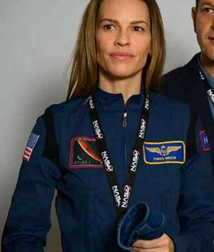 Away, Hilary Swank Jacket