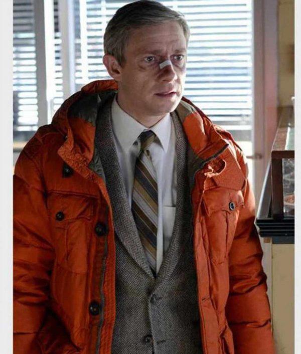 Fargo Lester Nygaard Red Jacket