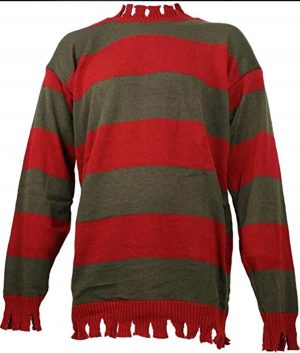 Nightmare on Elm Street Freddy Krueger Sweater