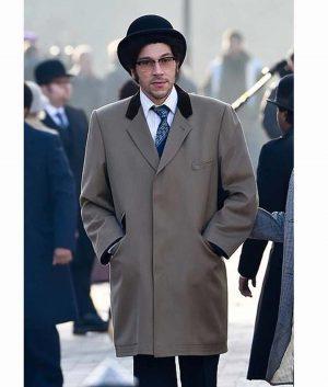 Jasper Cruella 2021 Joel Fry Beige Coat