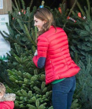 Kate Middleton Puffer Jacket