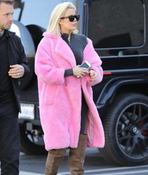Khloe Keeping Up with the Kardashians Coat
