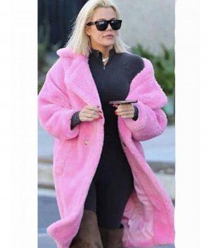 Keeping Up with the Kardashians Khloe Coat