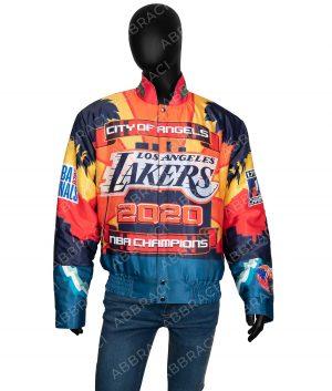 Lakers Championship Jacket