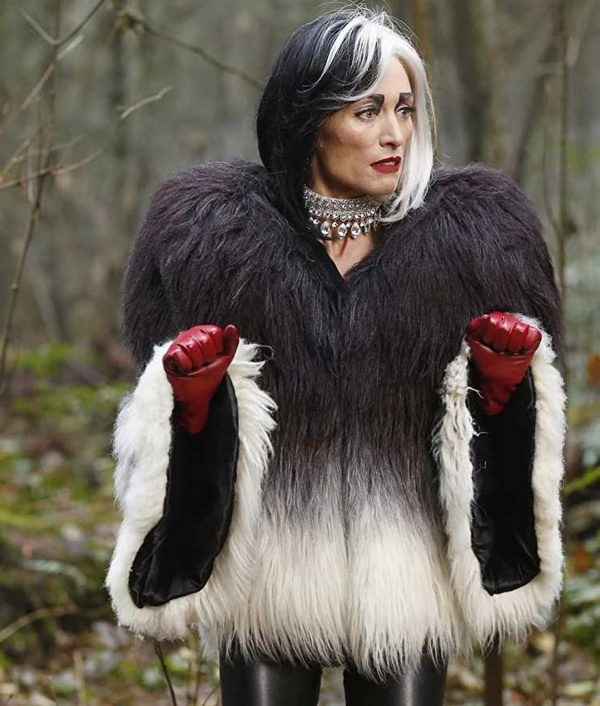 Once Upon a Time Cruella Deville Jacket