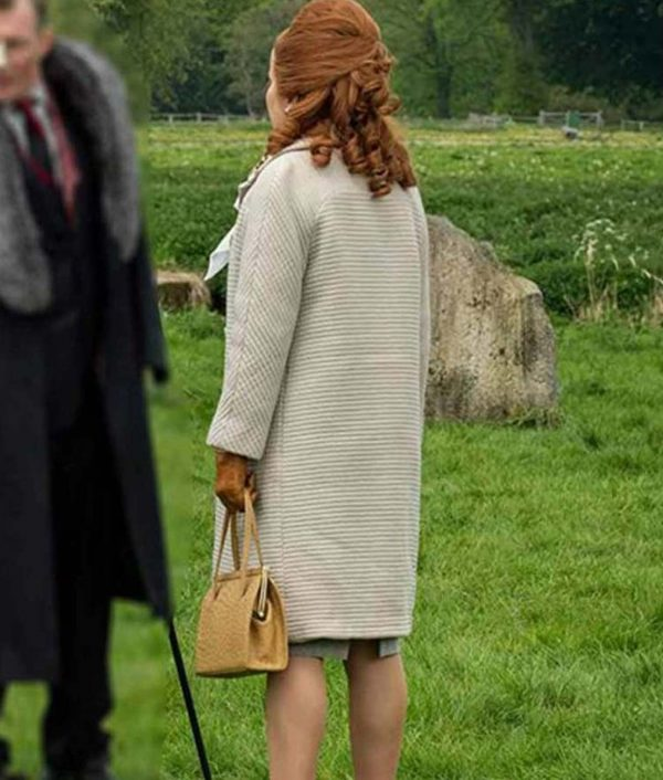 Pennyworth Bet Sykes Mid-length Coat