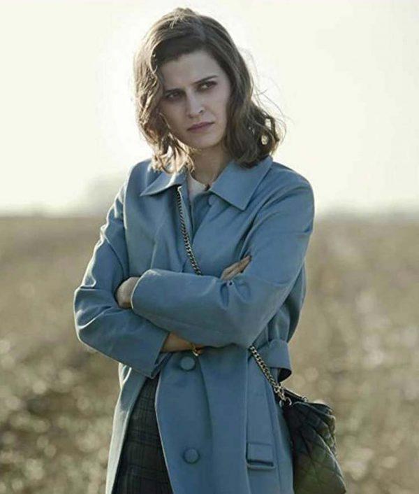 Pennyworth Martha Kane Trench Coat