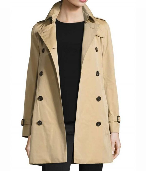 The Haunting of Bly Manor Rebecca Jessel Coat