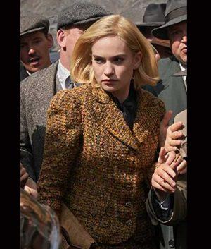 Rebecca Mrs. de Winter Tweed Jacket