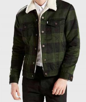 Fred Andrews Riverdale Plaid Jacket