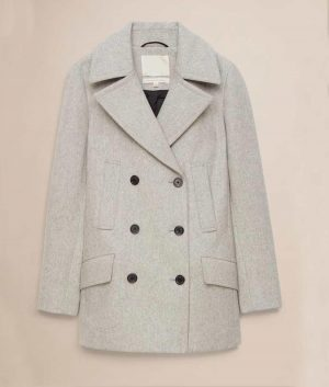 Riverdale S02 Betty Cooper Grey Coat