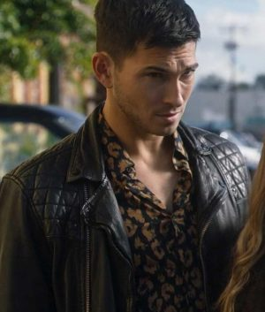 Robert Scott Wilson Driven to the Edge Jacket