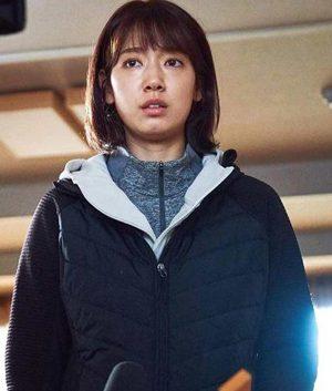 Shin-Hye Park #Alive Black Jacket