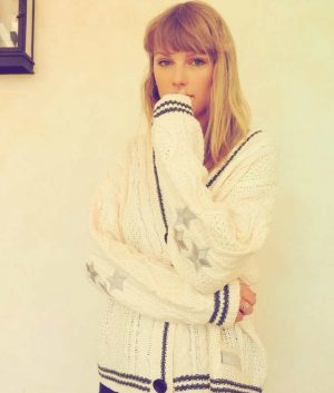 Taylor Swift Folklore Cardigan Sweater