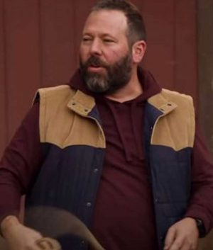 The Cabin With Bert Kreischer Cotton Vest