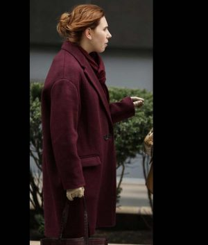 Zosia Mamet The Flight Attendant Annie Trench Coat