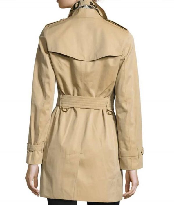 Rebecca Jessel The Haunting of Bly Manor Coat
