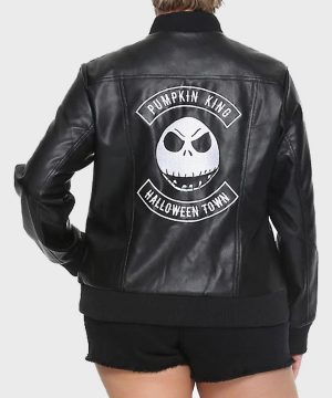 Jack Skellington The Nightmare Before Christmas Jacket