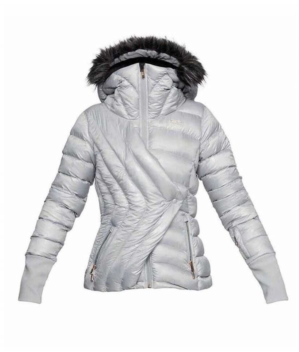 The Pack Lindsey Vonn Puffer Hooded Jacket