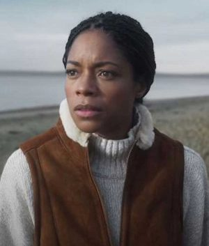 Helen The Third Day Naomie Harris Vest