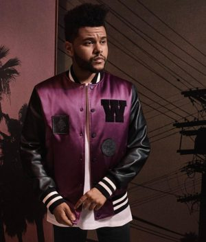 The Weeknd H&M Bomber Jacket