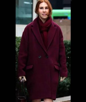 The Flight Attendant Annie Trench Coat