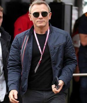 No Time To Die Daniel Craig Jacket