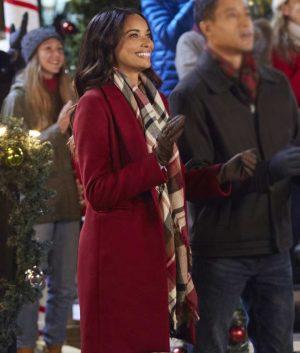 A Christmas Tree Grows in Colorado Laura Bertram Maroon Coat