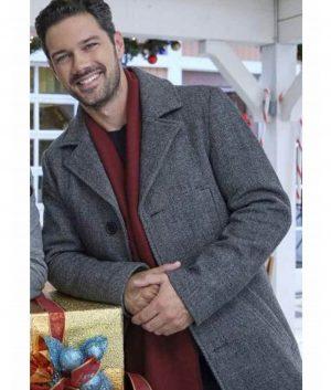 Ryan Paevey A Timeless Christmas Coat