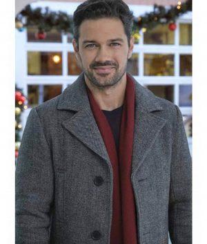 A Timeless Christmas Ryan Paevey Coat