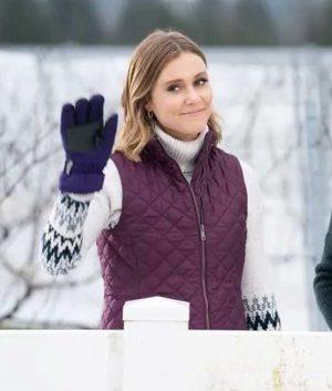 Christmas on the Vine Brooke Jacket