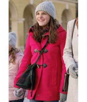 Christmas In Vienna Hooded Coat