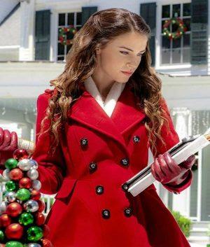 Christmas at Pemberley Red Coat