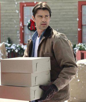 Corey Sevier Heart of the Holidays Noah Jacket