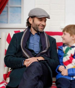 Eion Bailey Deliver by Christmas Coat