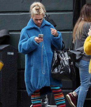 Billie Piper I Hate Suzie Suzie Pickles Fur Coat