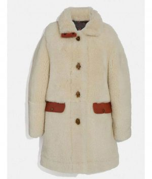Jennifer Lopez Selena The Series Fur Coat