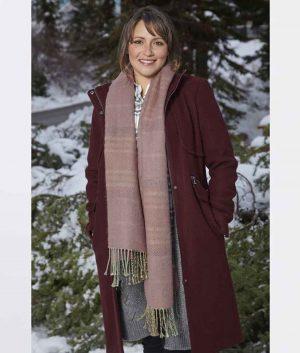 Ally Love In Winterland Coat