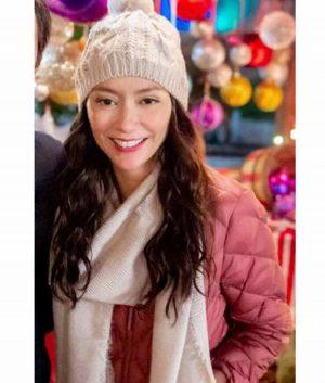 The Christmas Bow Lucia Micarelli Jacket