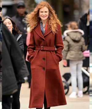 Nicole Kidman The Undoing Grace Sachs Trench Coat