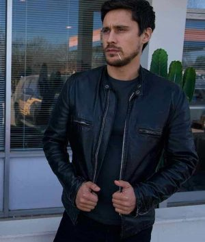 Queen of The South James Leather Jacket