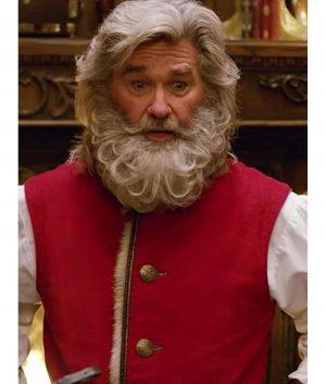 The Christmas Chronicles Kurt Russell Vest
