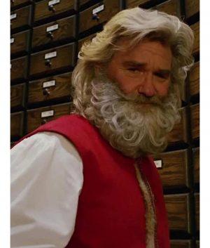 Santa Claus The Christmas Chronicles Kurt Russell Vest