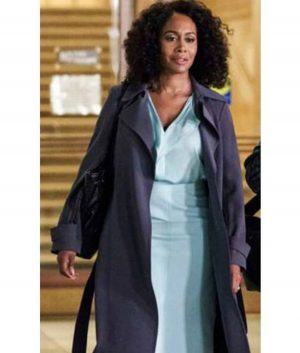 Simone Missick All Rise Coat