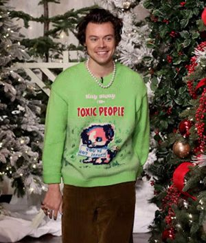 Stay Away From Toxic People Sweater