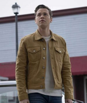 Supernatural So5 Alexander Calvert Jacket