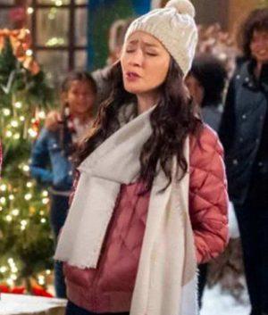 Lucia Micarelli The Christmas Bow Jacket